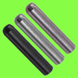 Grooved pins full lenght parallel grooved DIN 1473 G07 ~  ISO 8740