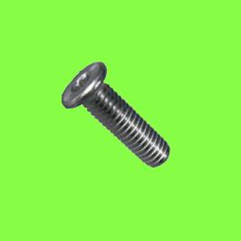 Hexalobular/Torx low head screw A2 Stainless Steel