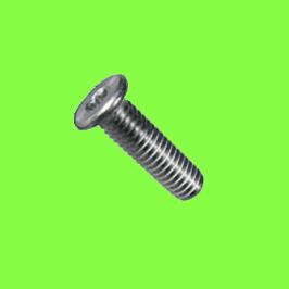 Hexalobular/Torx low head screw Steel 8,8 White zinc