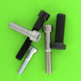 Round Head Hex Socket Screws