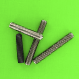 Cup Point Hex Socket Headless Screws
