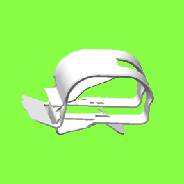 Metal Edge Clip Universal