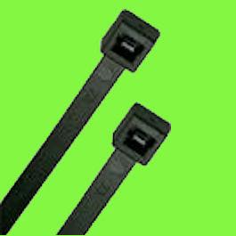 Cable Ties Black Nylon