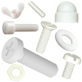 Nylon Screws