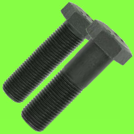 Black 10.9 Steel