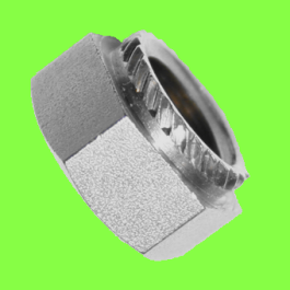 Hex Crimp Nut
