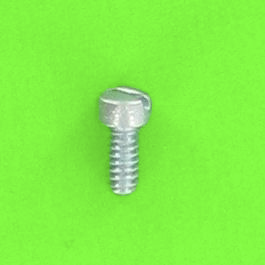 Slotted Round Button Head Screws