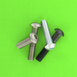 Button Head Hex Socket Screws