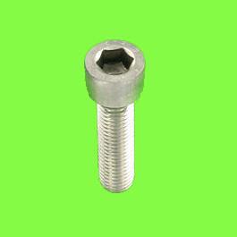 Hex Socket Round Head, DIN 912, 100 Thread