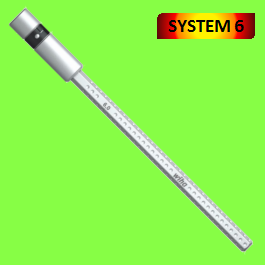 SYSTEM 6 Adapter for extension blades