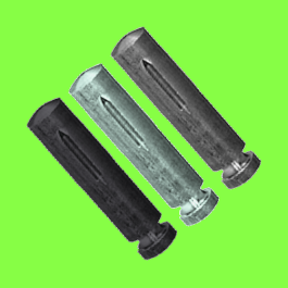Grooved pins with neck DIN 1469 C GGR5