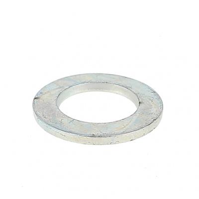 Washer, White Zinc Steel, DIN 433