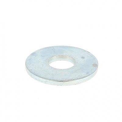 Washer, White Zinc Steel, DIN 9021
