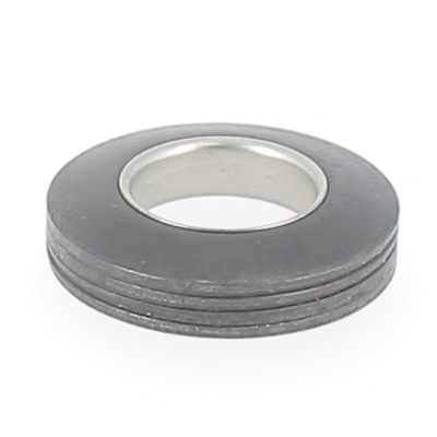 Type 4L White Zinc Steel