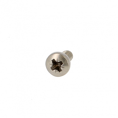 Thread-forming, Pozidriv Button Head, Stainless Steel, DIN 7500C