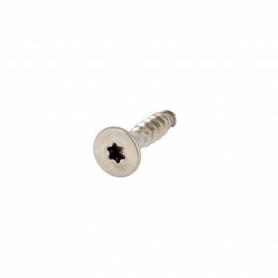 Wood and Chipboard Screw, Countersunk Torx Head, A2 Stainless Steel