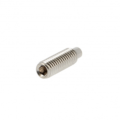 Hex Socket Headless, Dog Point, A2 Stainless Steel, DIN 915