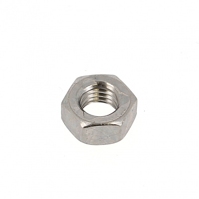 All Steel Lock Nut, A2 Stainless Steel, DIN 980