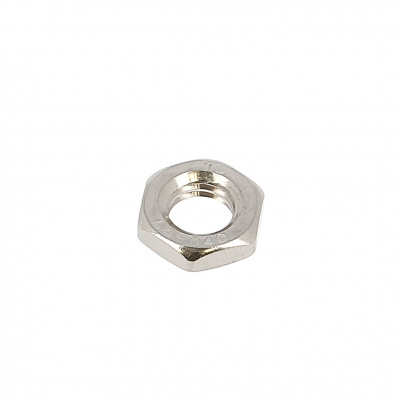 Thin Hex Nut, Hm, A4 Stainless Steel, DIN 439
