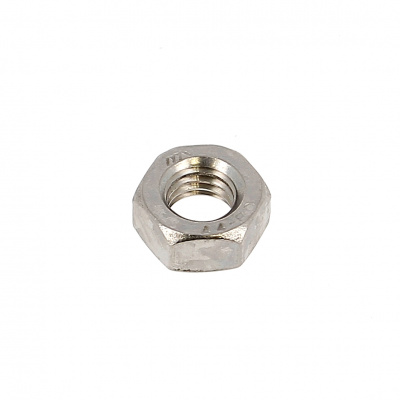 Hex Nut, Hu, A4 Stainless Steel, DIN 934