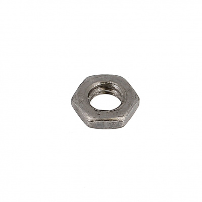 Thin Hex Nut, Hm, Steel, DIN 43