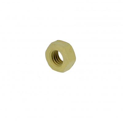 Hex Nut, Hu, P60 OA Aluminium, DIN 934