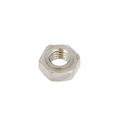 Square Weld Nut, H, A2 Stainless Steel, DIN 929