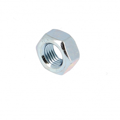 Hex Nut Hu Thread 125 zinc plated steel