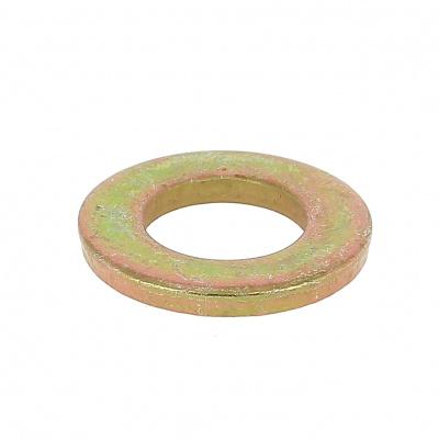 Washer, Yellow Zinc Steel, DIN 125A