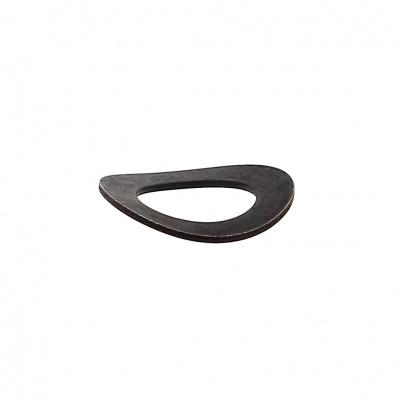 Washer, Onduflex, A, Black Steel, DIN 137A