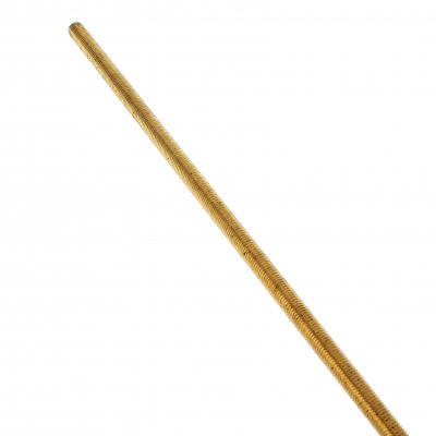 Threaded Rod, Brass, DIN 975