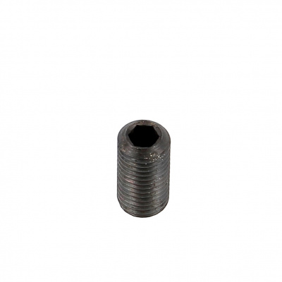 Cup Point, Black 14.9 Steel, DIN 916, 100 Thread