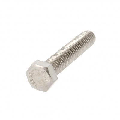 Hex head screw Stainless steel A2 DIN 933 - Thread UNC
