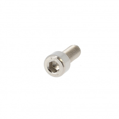 Hex Socket Round Head Screw, A4 Stainless Steel, Fully Threaded, DIN 912