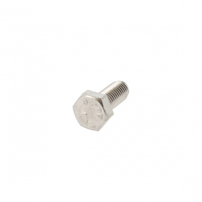Hex Head, A4 Stainless Steel, Fully Threaded, DIN 933