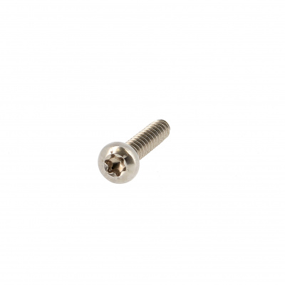 Torx Pan Button Head Sheet Metal Screw, A2 Stainless Steel, ISO 14585C