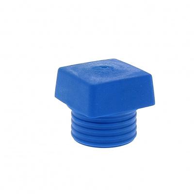 Safety Soft hammer , blue soft square face