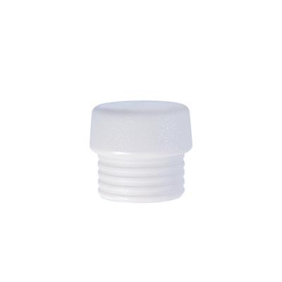 Safety Soft hammer ,white  hard round face