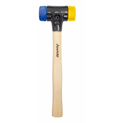 Safety Soft-face hammer soft and medium-hard round faces