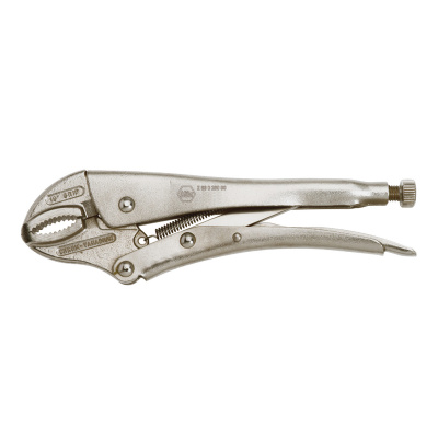 Classic grip pliers with wire cutter