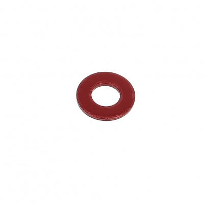 Blister pack of 5 Washers, M Series AG3 OA, Red