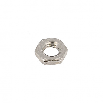 Thin Hex Nut, Hm, A2 Stainless Steel, DIN 439