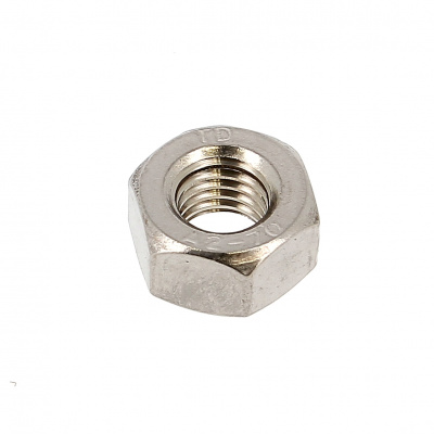 Thick Hex Nut, Hh, A2 Stainless Steel, UNI 5587