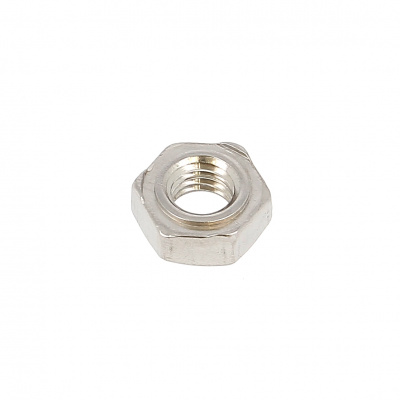 Square Weld Nut, H, A4 Stainless Steel, DIN 929