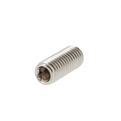 Hex Socket Headless, Cup Point, A4 Stainless Steel, DIN 916