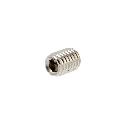 Hex Socket Headless, Cone Point, A4 Stainless Steel, DIN 914