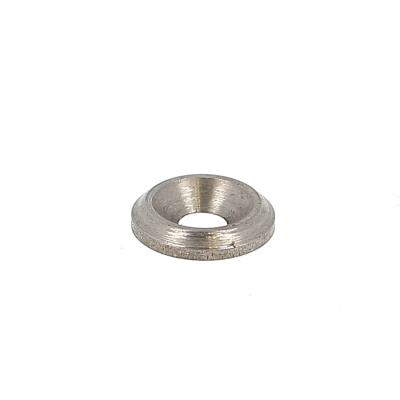 Solid Countersunk Washer, Steel, NFE 27619