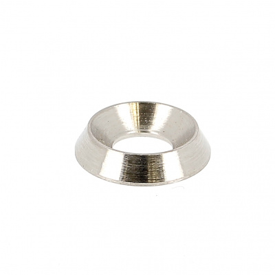 Solid Countersunk Washer, A4 Stainless Steel, NFE 27619