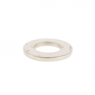 Washer, Nickel-Plated Brass, DIN 125A
