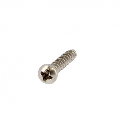 Plastite Button Head, Phillips, WN 1412, A2 Stainless Steel